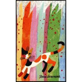 Fußmatte Salonloewe Wachtmeister Lifestyle Carnevale 75 cm x 120 cm