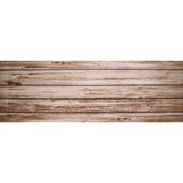 Fußmatte Clean Keeper Holz natur XL