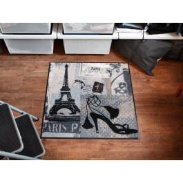 Fußmatte Salonloewe Design Bistro Paris 85cm x 85cm