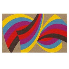 Kokosfußmatte Cocoprint Colori Pop Art