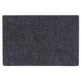Fußmatte Lako Diagonal grau