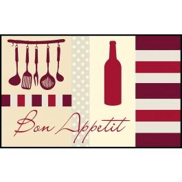 Fußmatte Eurographics Bon Appetit 75 x 120
