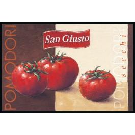 Fußmatte Eurographics Pomodori San Giusto 50x75