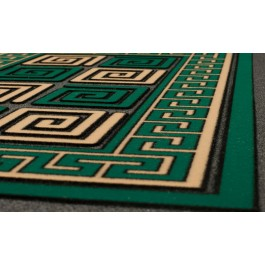 Fußmatte Pompeji verde