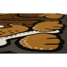Fußmatte Schmusehund