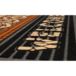 Fußmatte Mosaik Welcome