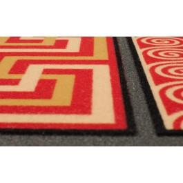 Fußmatte Römische Bordüre