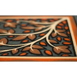 Fußmatte Herbstranken