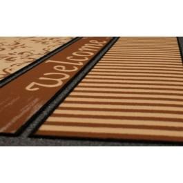 Fußmatte Wallpaper