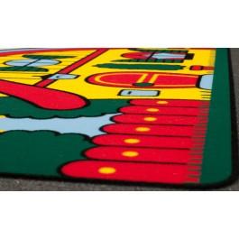 Fußmatte Sommerhäuschen