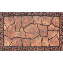 Fußmatte Master Flagged floor terra Stufenmatte 45 cm x 75 cm
