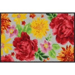 Fußmatte Big Roses spring