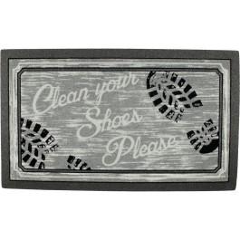 Fußmatte Clean Shoes