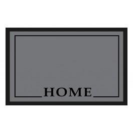 Fußmatte Deco & Wash Home grau