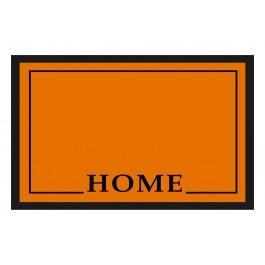 Fußmatte Deco & Wash Home orange
