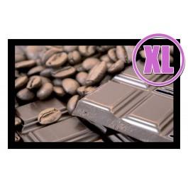 Fußmatte Deco & Wash Schokolade XL