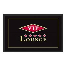 Fußmatte Deco & Wash VIP Lounge schwarz