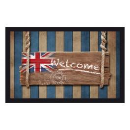 Fußmatte Deco & Wash Welcome England