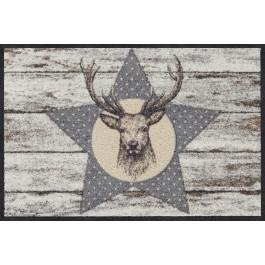 Fußmatte Deer Star