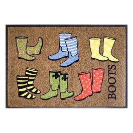 Fußmatte Easy Clean Mats Boots