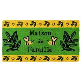 Fussmatte Familienresidenz