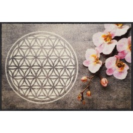 Fußmatte Flower of Life