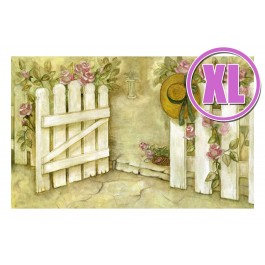 Fußmatte Gallery Gartentor XL