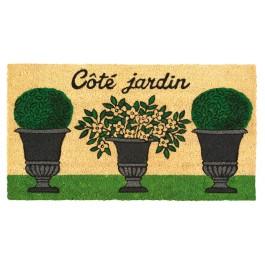 Fussmatte Garten