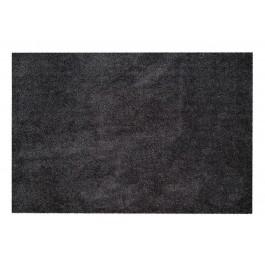 Fußmatte Just black