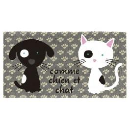 Fussmatte Katzen Hunde