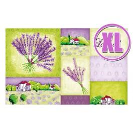 Fußmatte Gallery Lavendel XL