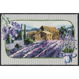 Fußmatte Lavender Fields