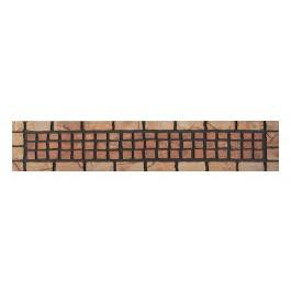 Fußmatte Master terracotta Mosaic Stufenmatte