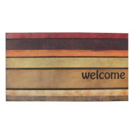 Fußmatte Master Welcome stripes