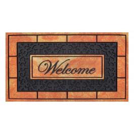 Fußmatte Master Welcome terra