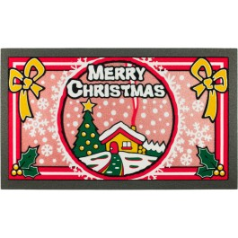 Fußmatte Merry Christmas