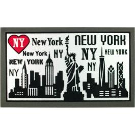 Fußmatte New York