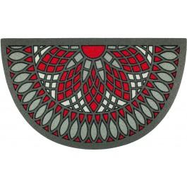Fußmatte Ornament Kathedrale Türansicht