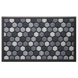 Fußmatte PORTACOLOR Mosaik grau