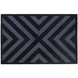 Fußmatte Prestige Geometric schwarz