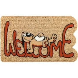 Fußmatte Welcome Relax Dog
