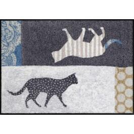 Fußmatte Salonloewe Cats in out