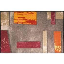 Fußmatte Abstrakt Clay big XXL