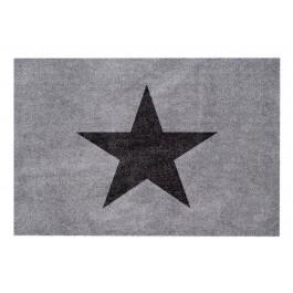 Fußmatte Star grau
