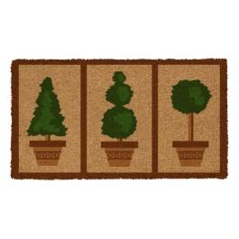 Fußmatte Trees Kokos