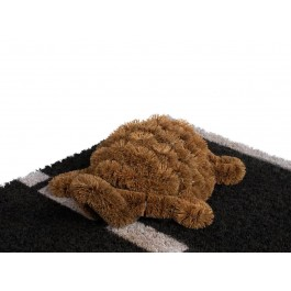 Fußmatte Turtle crossing Kokos detail