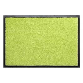 Fußmatte Uni hellgrün
