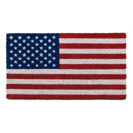 Fußmatte US Flag Kokos