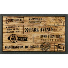Fußmatte Vintage Wood