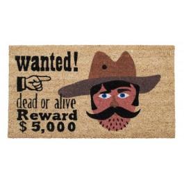 Fußmatte Wanted Kokos